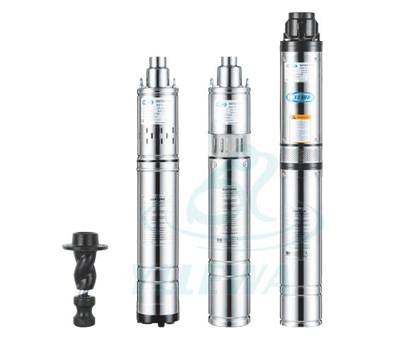 4QG  Submersible screw pumps