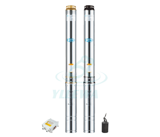 3.5SD Deep-well submersible water pumps
