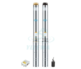 太仓3.5SD Deep-well submersible water pumps