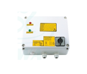 S01  Special control box for pump