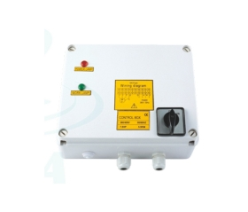 T01  Special control box for pump