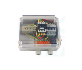 T02  Special control box for pump